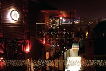 Hotel Piano Borracho