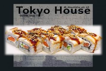 """Sushi Bar """" Tokyo House """""""