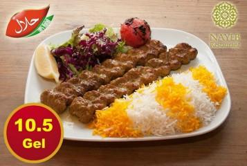 Nayeb Halal Persian Iranian Restaurant Tbilisi