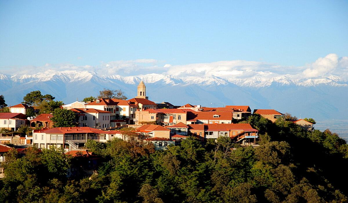 Visit Kakheti
