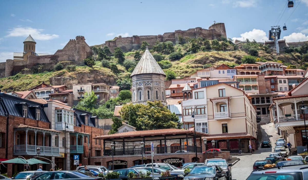 Tbilisi. What you should definitely see in Tbilisi