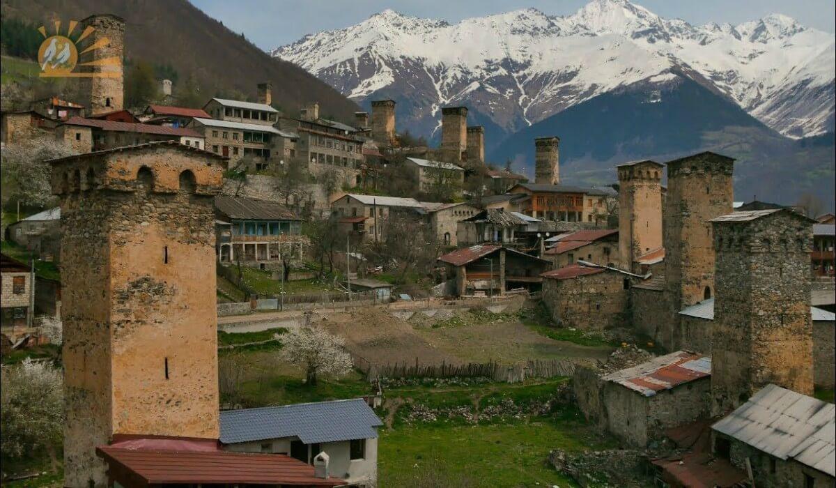 Visit Svaneti
