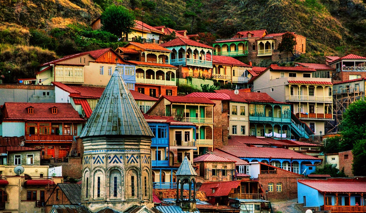 Tbilisi loves you: tourist guide